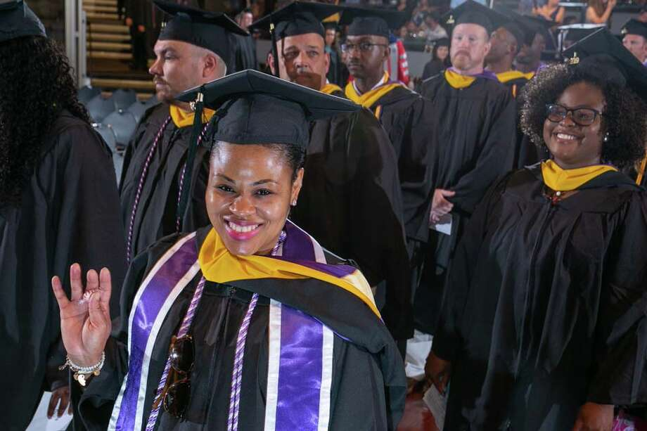 Were you Seen at Excelsior College's 48th  commencement ceremonies