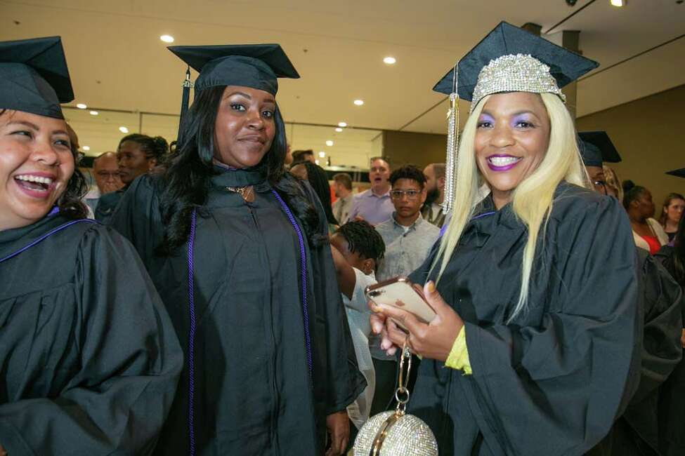 Were you Seen at Excelsior College's 48th commencement ceremonies on July 11-12, 2019, at the Empire State Plaza in Albany?