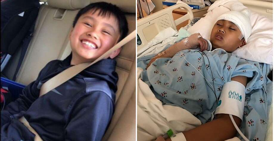 Tristan Ang, 9, of Milpitas died after developing what appeared to be a mild summer bug, followed by confusion, forgetfulness and a bad headache.