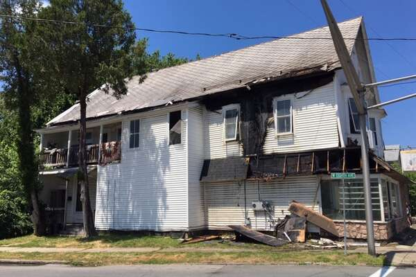 Fire chief: Contractor sparks fire in Gloversville