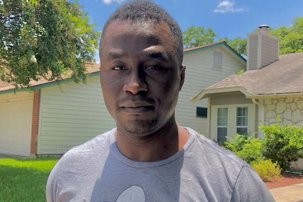 Andre McDonald was arrested and charged with murder Saturday, July 13, 2019, in connection to the death of his wife Andreen McDonald, according to Bexar County Sheriff Javier Salazar.