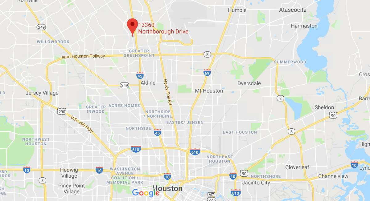 A man was shot multiple times at a convenience store in North Houston, according to Houston police. He was pronounced dead at the scene.