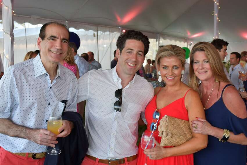 The annual Greenwich Point Conservancy Beach Ball was held on July 13, 2019. Guests enjoyed food and drinks on a bluff overlooking Manhattan. The Greenwich Point Conservancy works to restore and preserve the important historic structures at Greenwich Point. Were you SEEN at the Beach Ball?