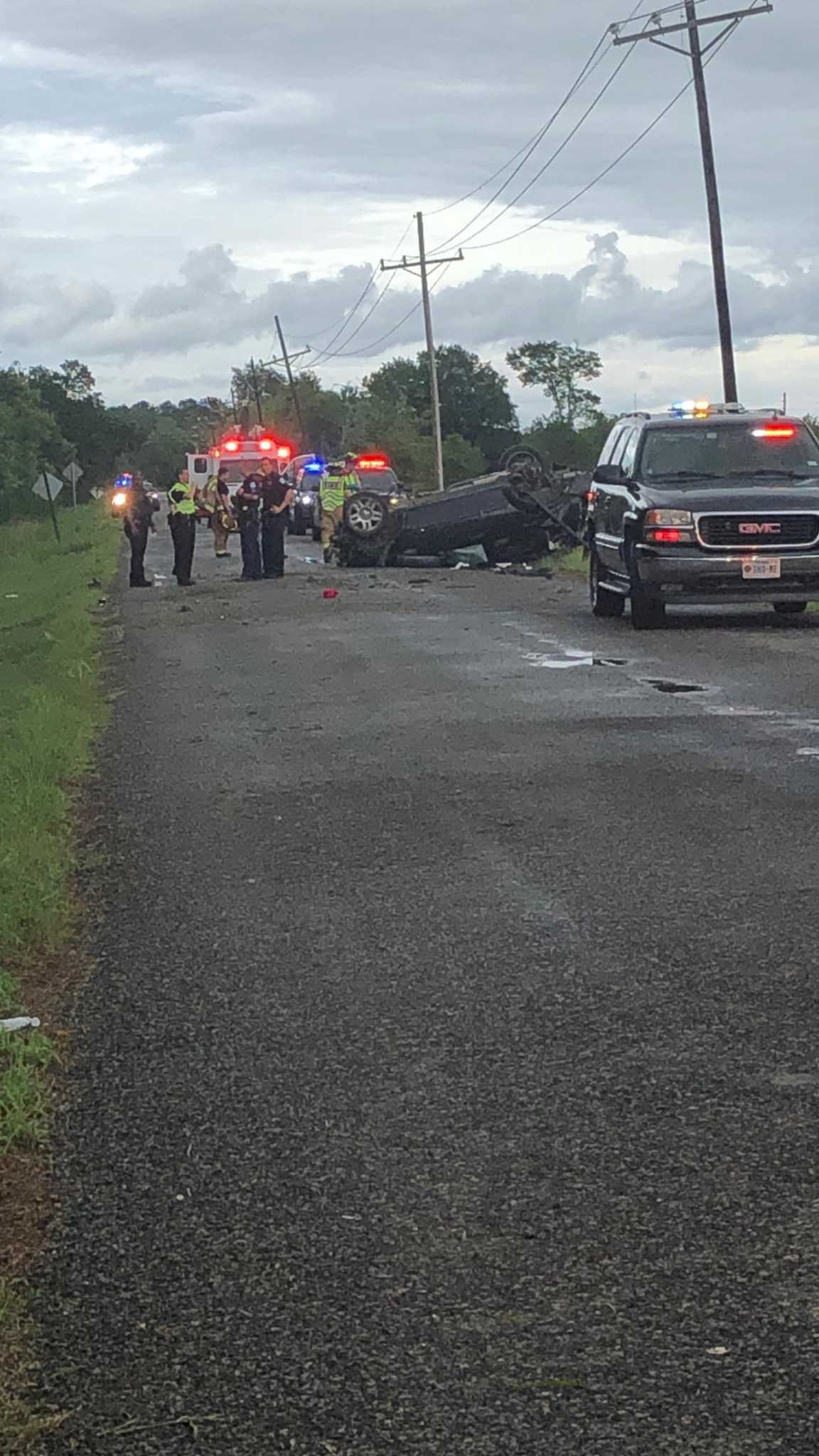 West Brook players involved in Beaumont-area wreck