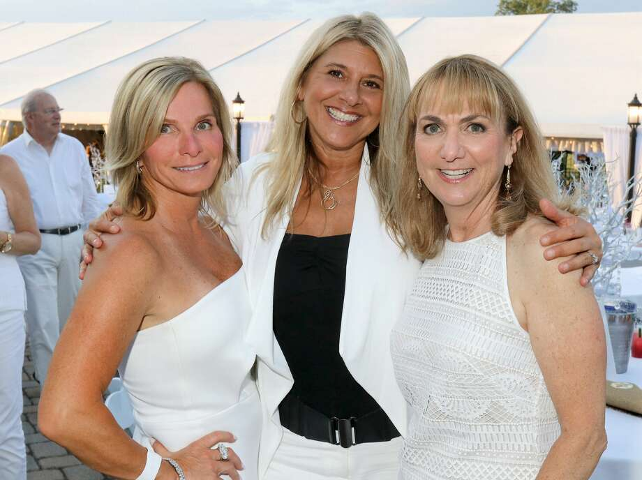 Were You Seen at The White Party, a  benefit for Saratoga Bridges, held at Saratoga National Golf Club in Saratoga  Springs on Saturday, July 13, 2019? Photo: Joe Putrock/Special To The Times Union