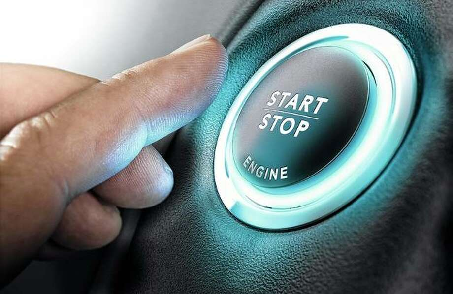 Keyless-start cars are becoming more of a standard feature in automobiles, but a link between the cars and some carbon monoxide poisoning-related deaths has some calling for added safety features reminding drivers to turn off the ignition before getting out of their car. Photo: Getty Images