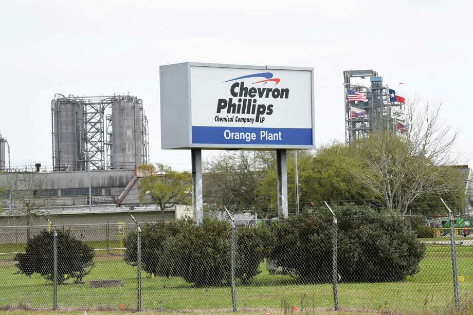 Chevron Phillips on Farm Market Road 1006 in Orange. Photo taken Tuesday, 3/12/19 Photo: Guiseppe Barranco/The Enterprise, Photo Editor / Guiseppe Barranco ©