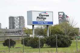 Chevron Phillips on Farm Market Road 1006 in Orange. Photo taken Tuesday, 3/12/19