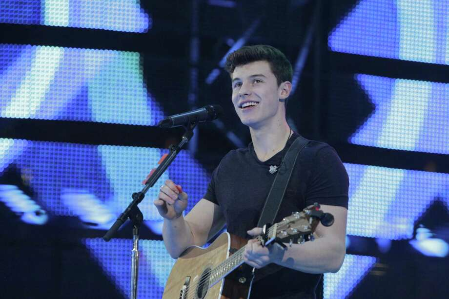 Shawn Mendes performs at the Houston Rodeo Sunday, March 6, 2016, in Houston. ( Steve Gonzales / Houston Chronicle ) Photo: Steve Gonzales Steve Gonzales / Houston Chronicle / © 2016 Houston Chronicle