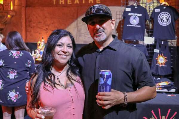Classic rock fans filled the Aztec Theatre to see Eclipse, a tribute to Journey, on Saturday, July 13, 2019.