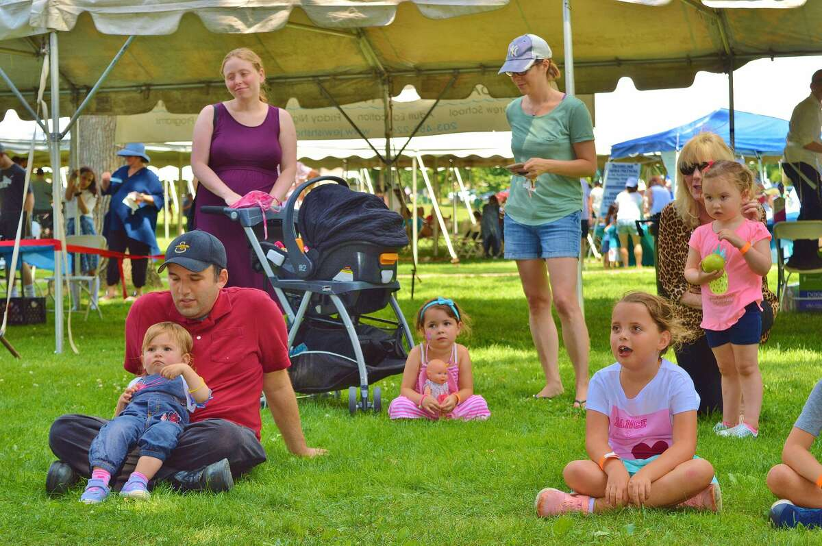 Chabad of Shoreline held its annual Jewish Festival on the Guilford Green on July 14, 2019. Festival goers enjoyed live music, crafts and kosher food. Were you SEEN?