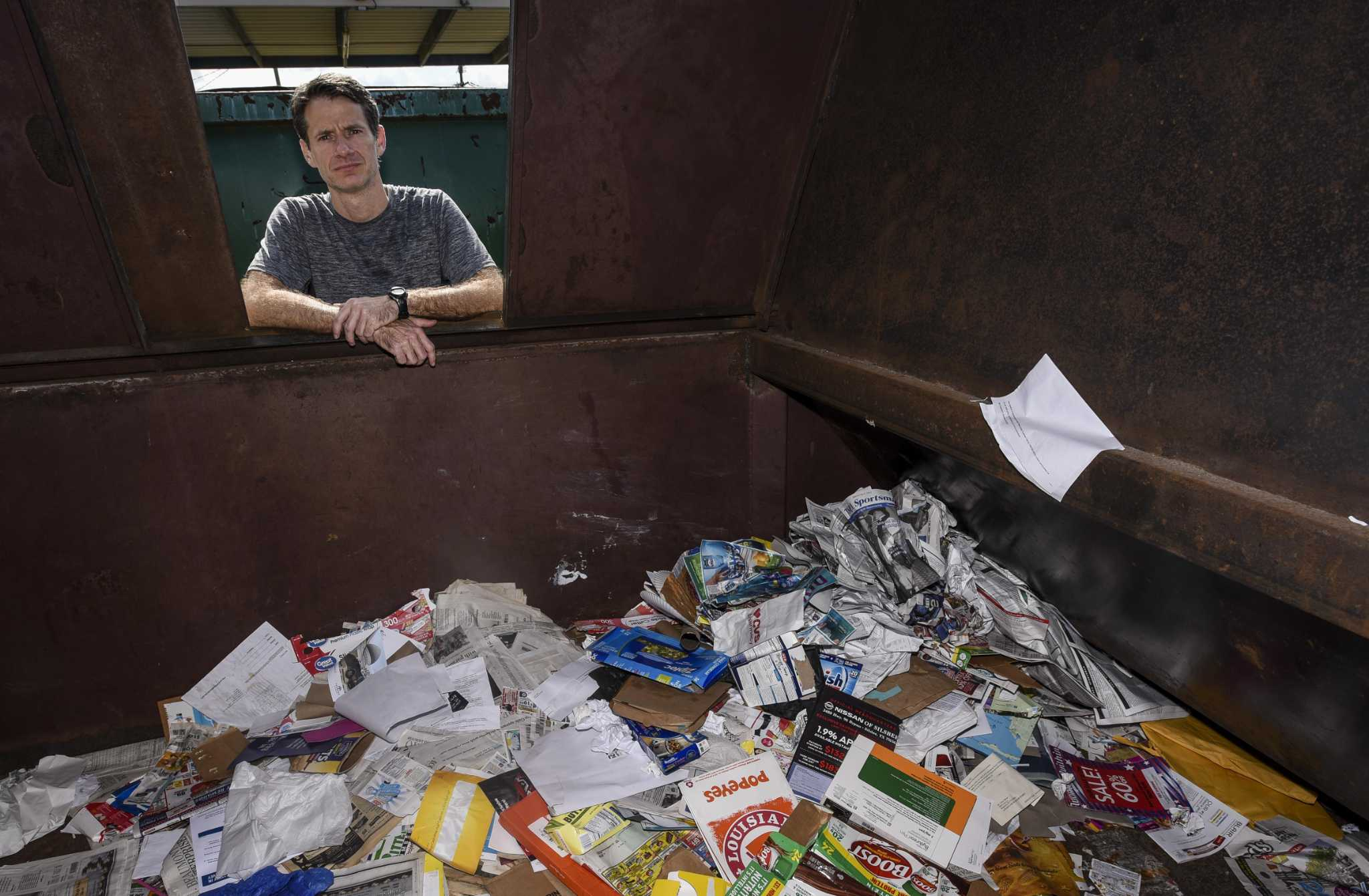 Municipal recycling effort suffers yet another setback