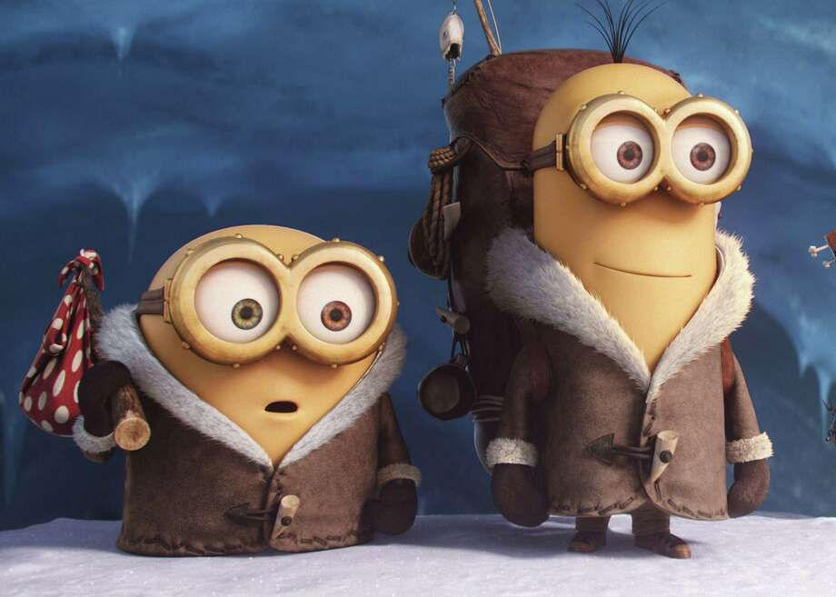 """A Minion from the popular """"Despicable Me"""" film franchise will be one of several popular characters expected to appear at a series of """"character dinners"""" at Great Hollow Lake in Monroe during the month of July 2019. Photo: Universal Pictures / / ONLINE_YES"""