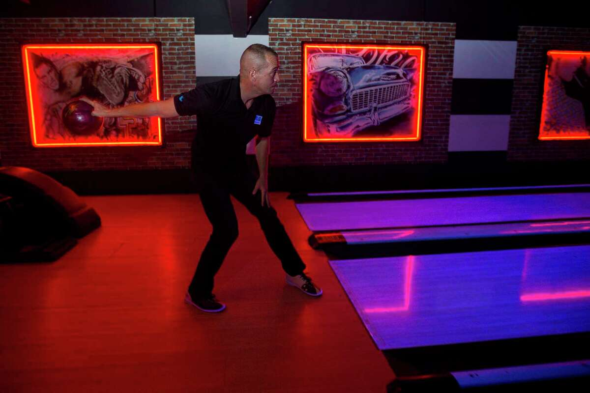 No. 3: Once you release the bowling ball, it travels 60 feet from the foul line to the pins, according to Parks.