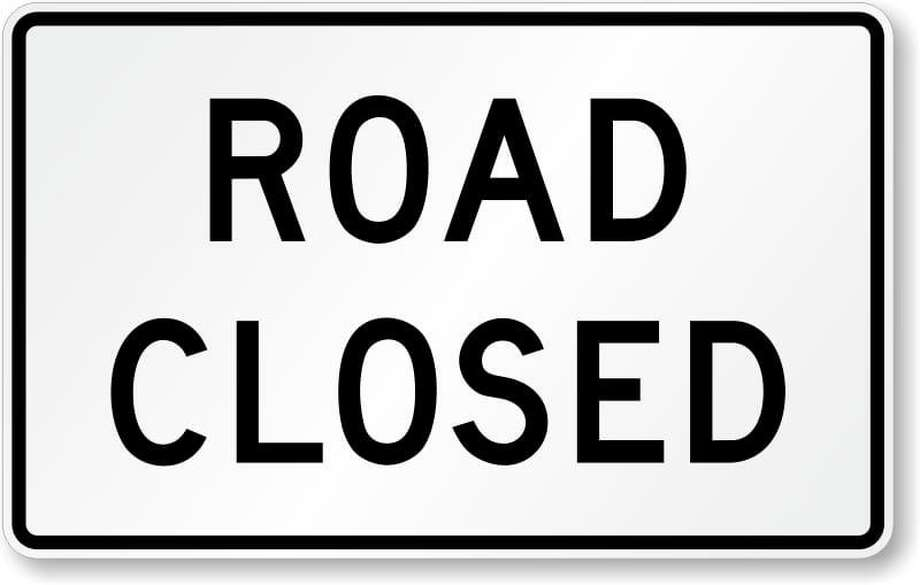 Part of Route 59 in Easton was closed Sunday, July 15,2019 due to a major accident. Photo: Contributed / Easton Police Department