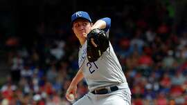 Homer Bailey was 3-0 with a 2.83 ERA in his final six starts with the Royals.