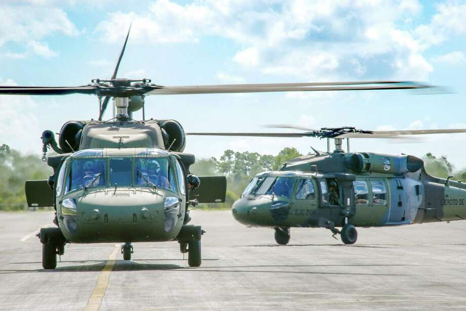 First Aviation Services acquired Aviation Blade Services, a Kissimmee, Fla.-based company that repairs rotor blades used on helicopters manufactured by Sikorsky Aircraft. Photo: (PRNewsFoto /Sikorsky Aircraft) / Connecticut Post Contributed