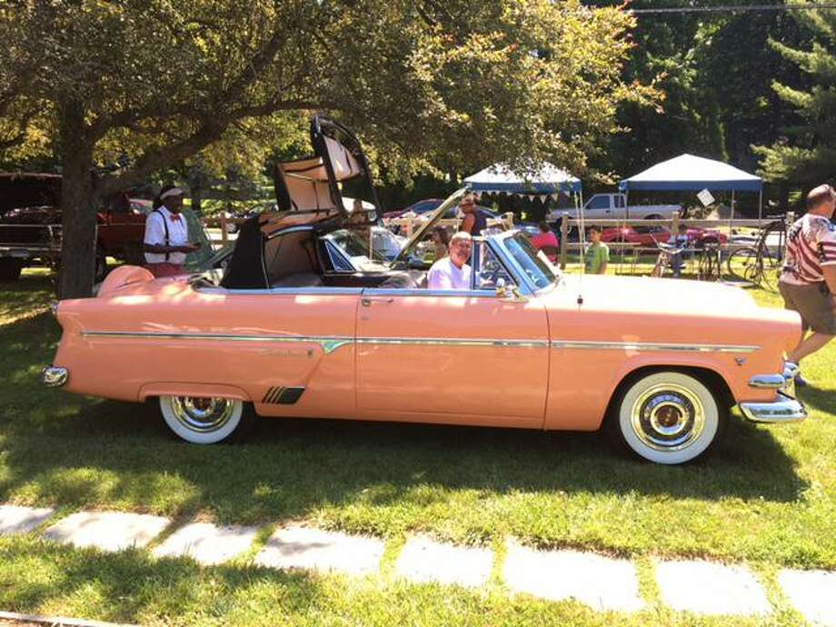 Shelton History Center's Vintage Vehicles Antique & Classic Car Show will be held on Sunday, July 21, from 10 a.m. to 2 p.m. at 70 Ripton Road. Photo: Contributed Photo / Connecticut Post