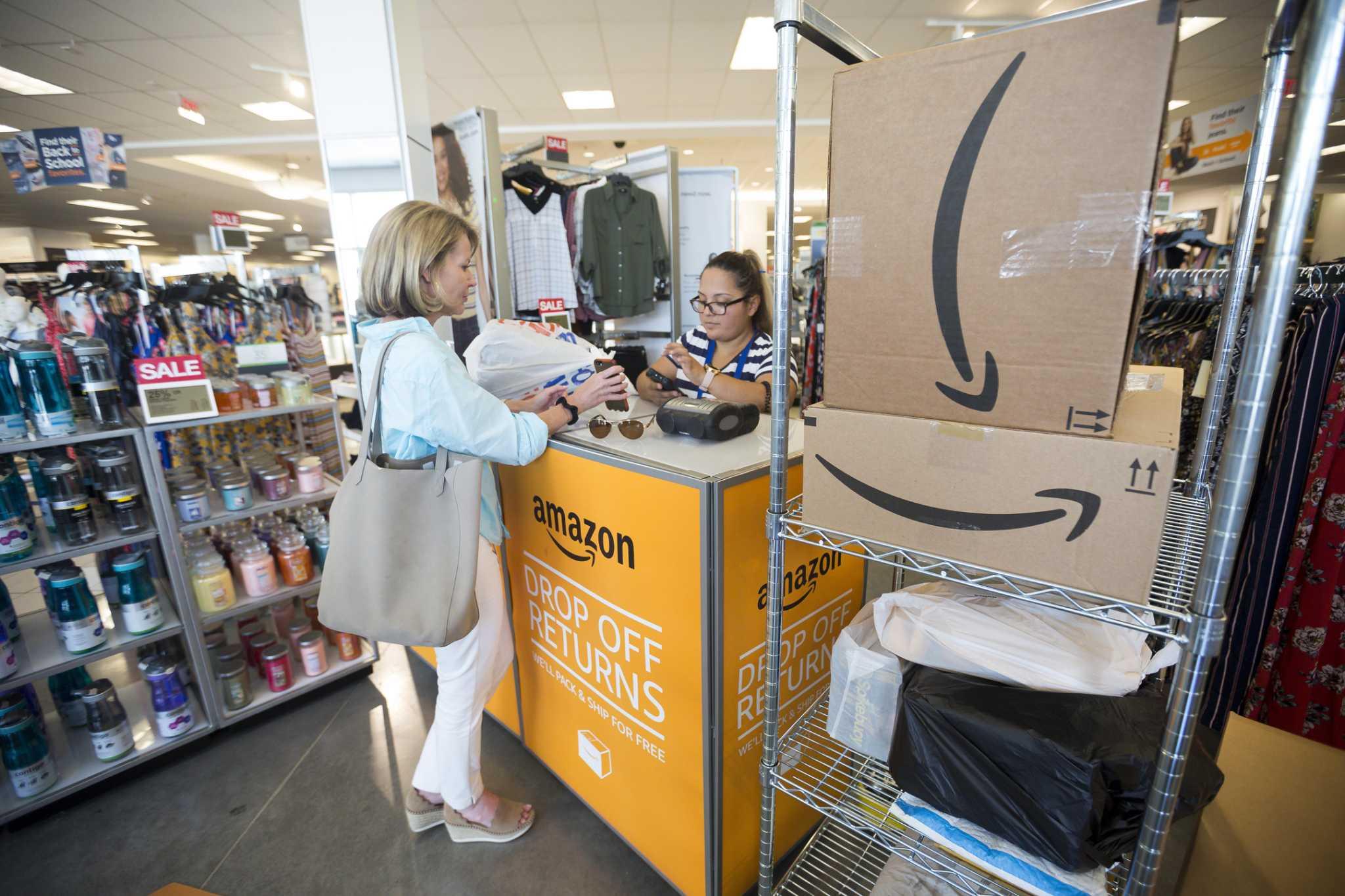 Kohl S Banks On Amazon Returns To Boost Sales In Houston Houstonchronicle Com