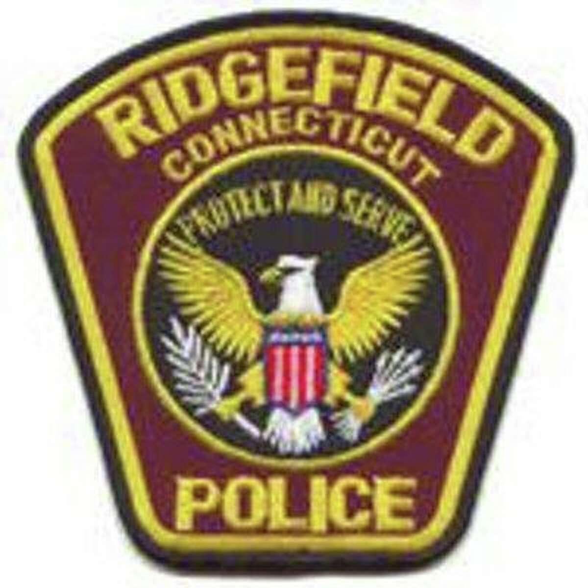 Ridgefield police patch