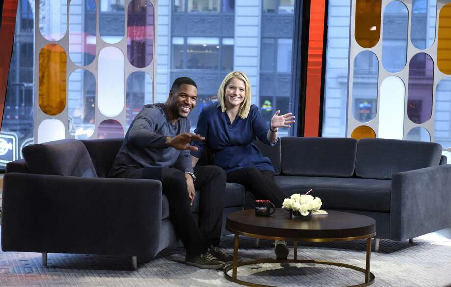 PHOTOS: Chron.com caught up with Strahan via email for a question and answer session spanning topics from his favorite Houston restaurants to the key to success. >>> See Michael Strahan's responses ... Photo: Paula Lobo/Walt Disney Television Via Getty