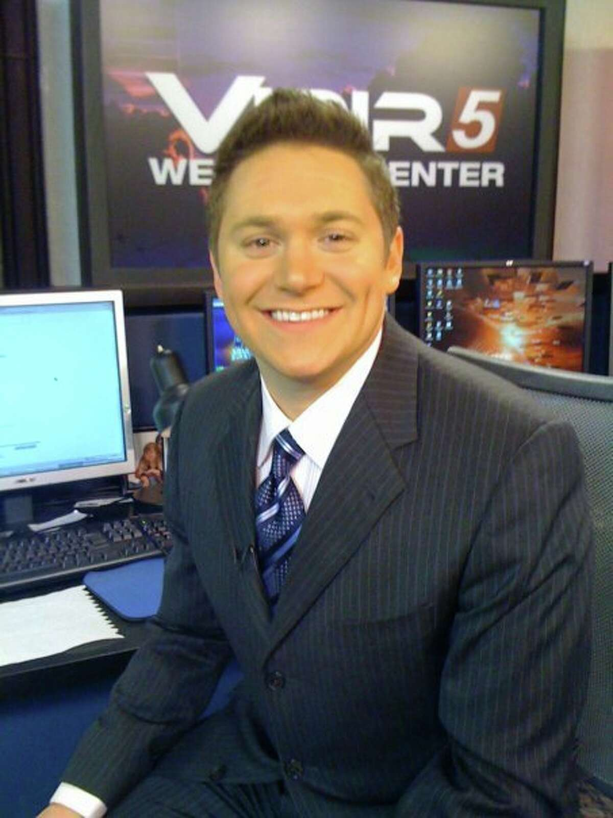 After 13 years at KENS 5, meteorologist Jared Silverman has said goodbye to the weather seat.