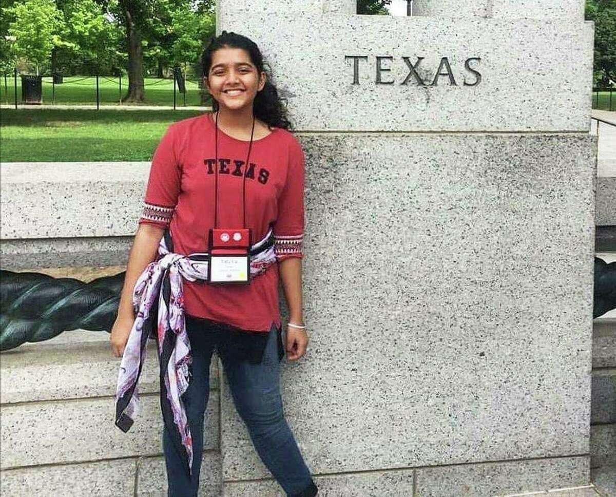 Sabika Sheikh, 17, was among the 10 people killed in a May 2018 shooting at Santa Fe High School.