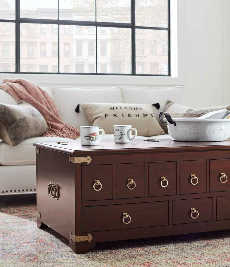 Pottery Barn releasing \'Friends\' collection - New Haven Register
