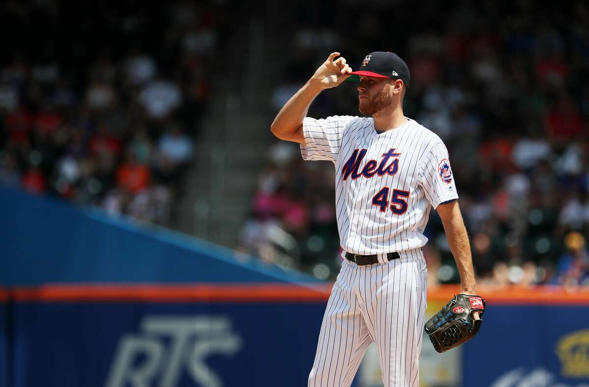 Zack Wheeler, starting pitcher, Mets There are lots of reports that the29-year-old Wheeler (7-6, 4.71 ERA) is who the Astros have zeroed in on.Wheeler, who can become a free agent after this season, returned from a stint on the disabled list with shoulder fatigue Friday and pitched decently (5.1 IP, 3 ER, 6 H, 7 K, 0 BB) with his normal velocity.