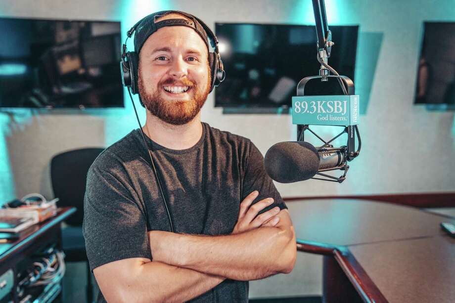 New listeners will have the opportunity to hear Morning Show host Carder from Carder and Rachelle on KSBJ's expanded signal coverage. Photo: Submitted