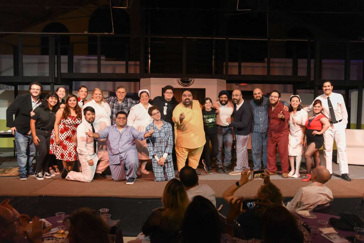 Theater enthusiasts gathered at the Laredo Center for the Arts to enjoy a night watching the gripping tale of One Flew Over the Cuckoo's Nest, Saturday, July 13, 2019.