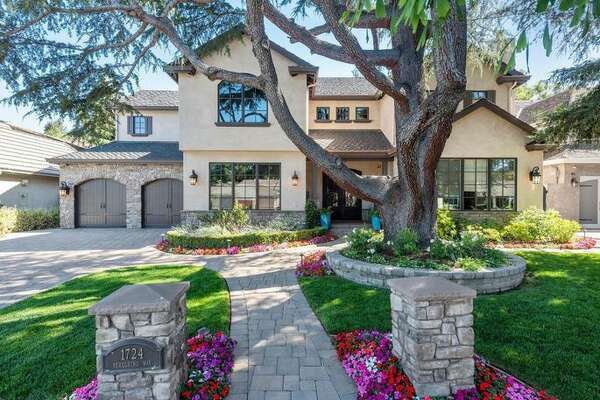 Former San Jose Sharks star Joe Pavelski's Willow Glen home is on the market for $3.6 million.
