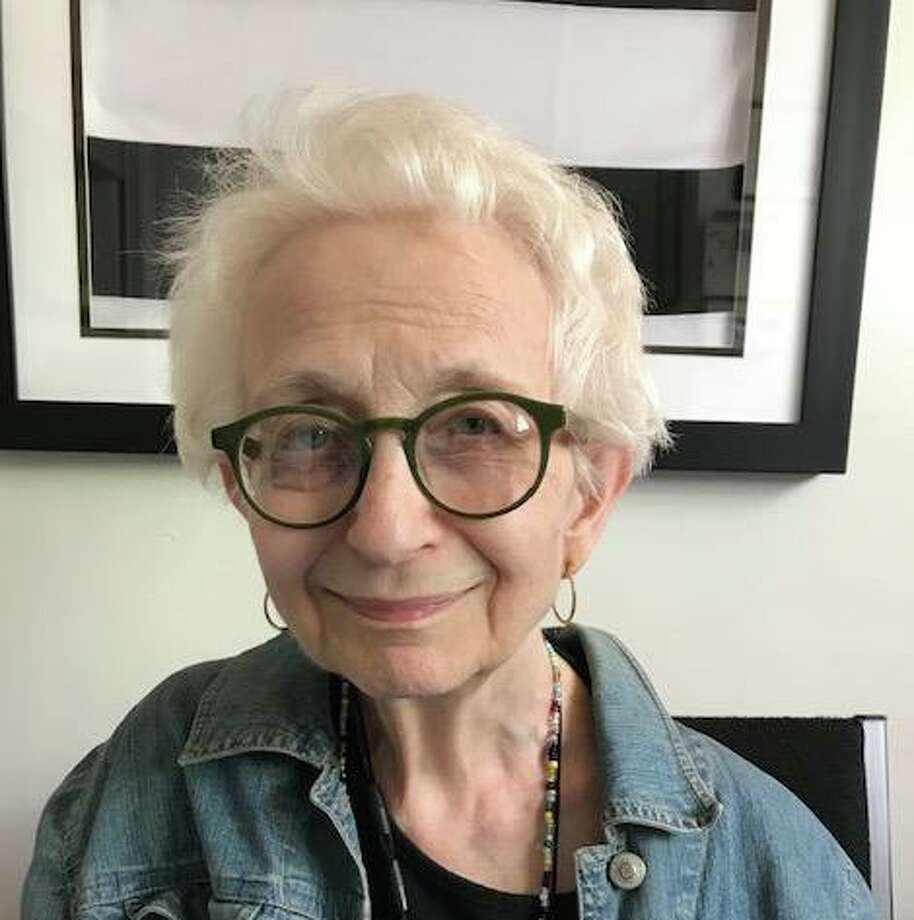 Art collector Dorothy Vogel will give a lecture at Five Points Gallery July 27. Photo: Contributed Photo