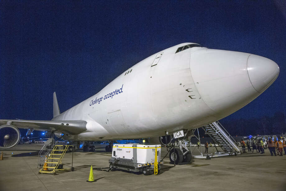 CAL Cargo Airlines began service to Houston's Bush Intercontinental Airport on Monday, July 15, 2019, citing the region's focus on oil and gas, auto parts and medical equipment. Photo: Houston Airport System