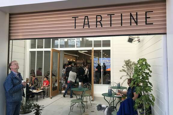 Tartine Bakery has opened in the Inner Sunset.