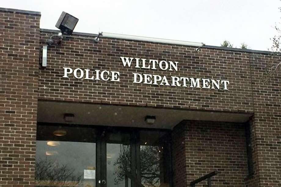 Wilton police headquarters. Photo: Hearst Connecticut Media / / Wilton Bulletin