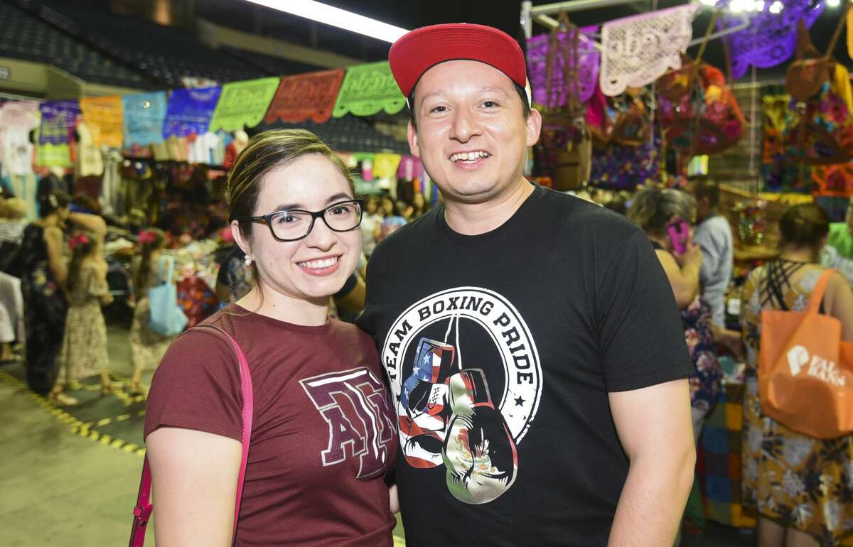 The Sister Cities Festival draws a crowd to the Sames Auto Arena on Saturday, Jul 13, 2019.