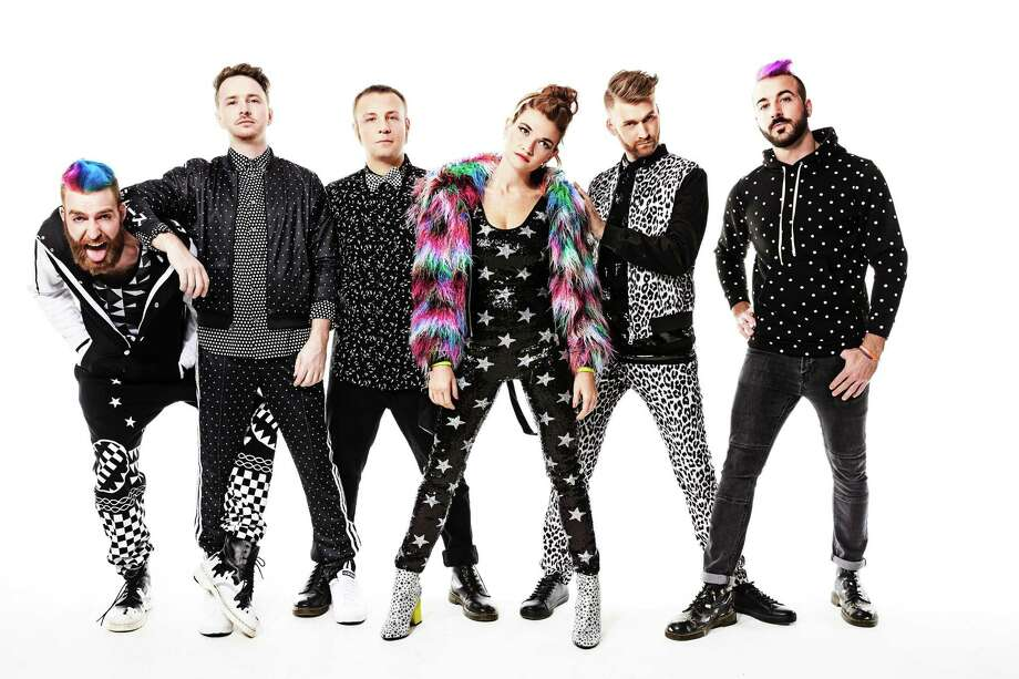 UP AT MGM:American indie pop band MisterWives will perform on Saturday, July 20, at MGM Springfield as part of the MGM Live summer concert series presented by The Big E. Ticket prices are $39 at MGMSpringfield.com. Photo: MGM Springfield / Contributed Photo