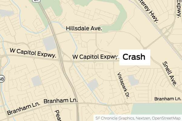 One bicyclist was killed and another was injured Monday morning when a driver in an SUV hit them in San Jose, according to media reports.