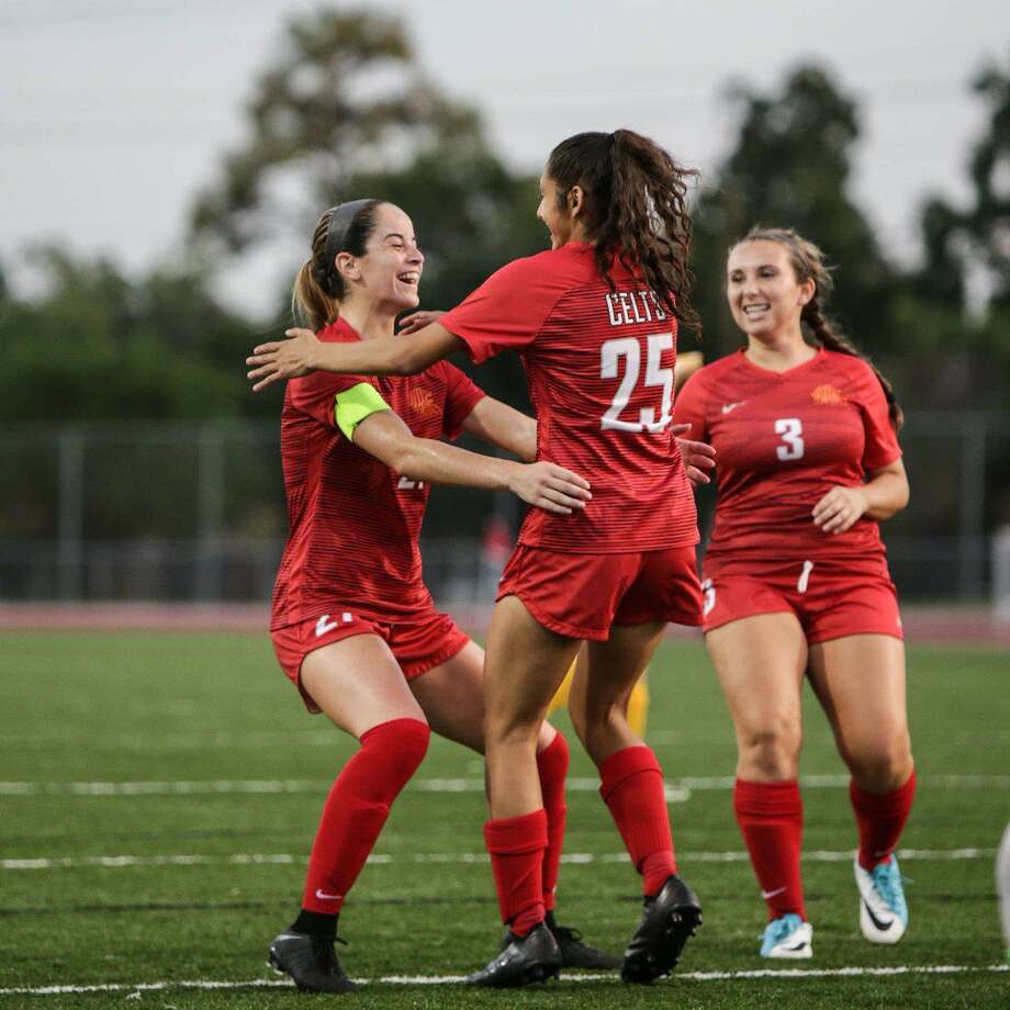 The University of St. Thomas women's soccer team will play seven home matches this season, the Celts' first in NCAA Division III and the Southern Collegiate Athletic Conference. Photo: University Of St. Thomas Communications / University Of St. Thomas Communications