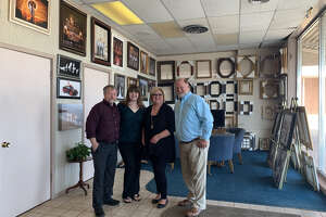 Don and Charlcey Dickson officially handed the reins of his studio to Rick and Laura Boone on June 28.