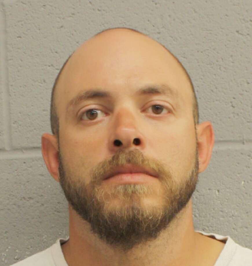 Joshua Defriese, 33, isfacing a felony criminal mischief charge. Photo: Harris County Precinct 4 Constable's Office