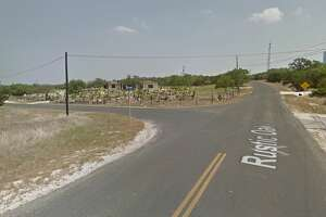 A body was found Monday morning by a FedEx driver near the intersection of Rustic Oak and Running Springs.