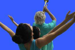 "Michelle Brangwen Dance Ensemble performs ""Dancing the Blue Hour"" at 8 p.m. Friday and Saturday at MATCH."