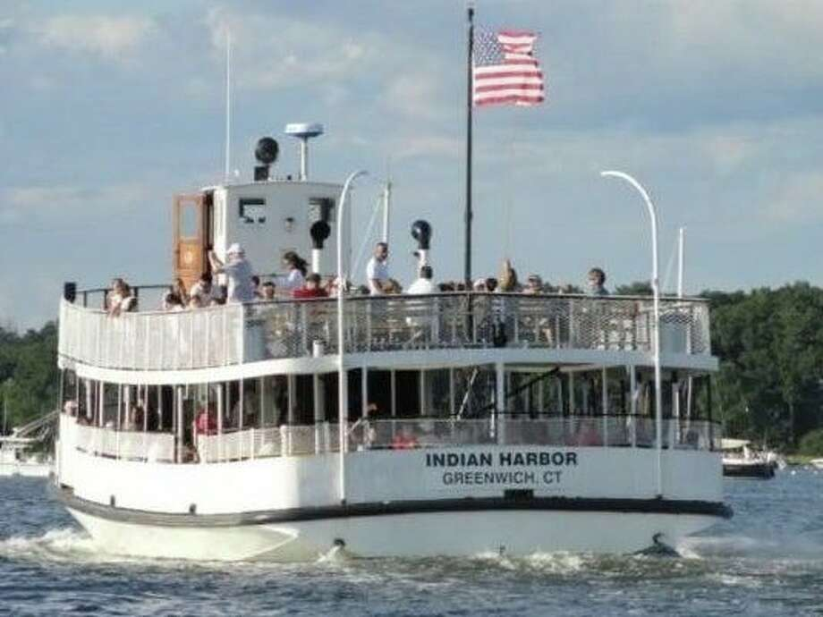 The Greenwich Newcomers Club is hosting a Jazz on the Sound event on July 21, with a 4 p.m. ferry ride to Island Beach. A Dixieland jazz band will play on the ferry and at Island Beach Park. Photo: Greenwich Newcomers Club