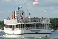 The Greenwich Newcomers Club is hosting a Jazz on the Sound event on July 21, with a 4 p.m. ferry ride to Island Beach. A Dixieland jazz band will play on the ferry and at Island Beach Park.