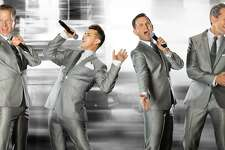 "The Midtown Men, featuring the four stars from the original Broadway cast of ""Jersey Boys,"" will be at Stamford's Palace Theatre Sept. 14 to sing '60s hits."