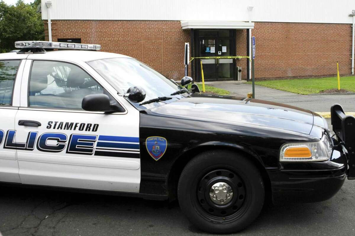 File photo of a Stamford police cruiser.