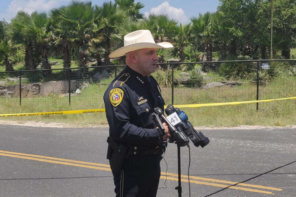 A man's body was discovered on the side of a road Monday in a far North Side neighborhood, the Bexar County Sheriff's Office said. Sheriff Javier Salazar said the man's body was found at about 11:45 a.m. in the 3000 block of Running Springs Dr.
