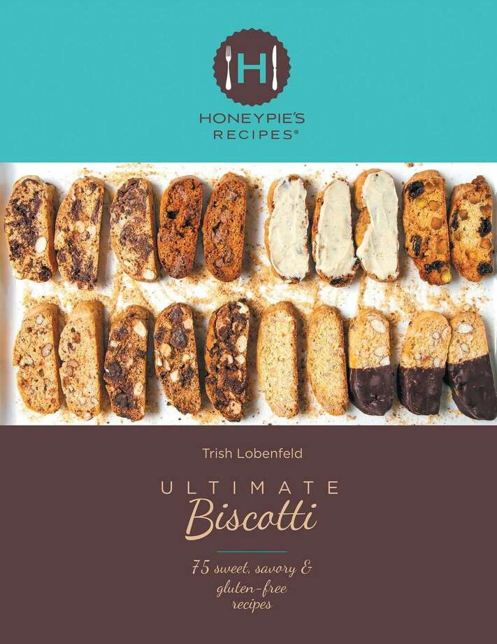"Trish Lobenfeld will show how to make ""Ultimate Biscotti"" on Tuesday, July 23, at the New Canaan Library. Photo: Contributed Photo / New Canaan Library / New Canaan Advertiser Contributed"
